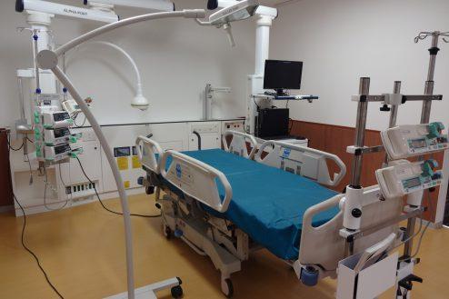 14.手術室|集中治療部設置ゾーン