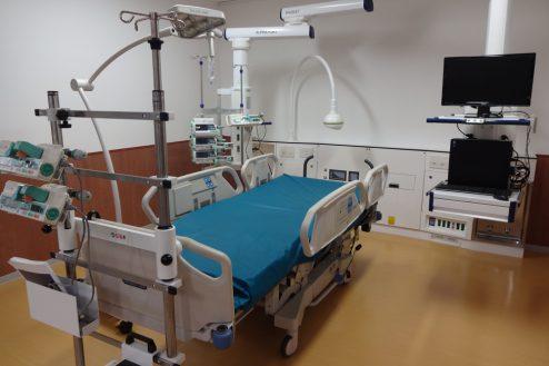 1.手術室|集中治療部設置ゾーン