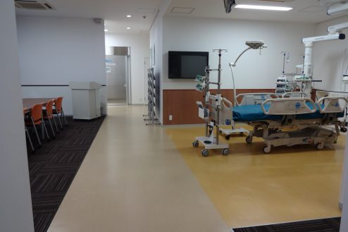 19.手術室|集中治療部設置ゾーン・ミーティングスペース