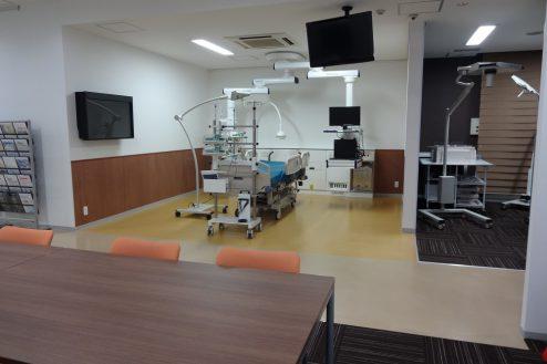 18.手術室|集中治療部設置ゾーン