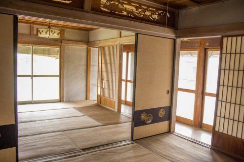 8.木更津古民家スタジオねんご家|大正スタジオ・和室