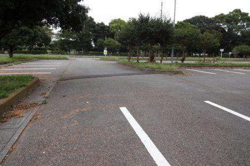 3.臨時駐車場
