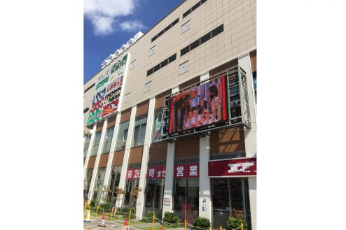 10.越谷ショッピングモール|外観