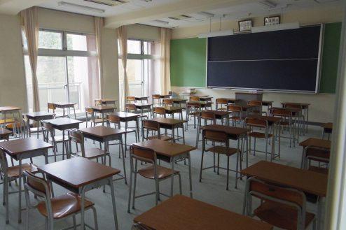 3.埼玉県中学校|教室