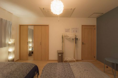 13.四ツ木戸建スタジオ|2階