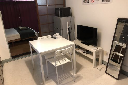 12.上荻マンションスタジオ|202号室