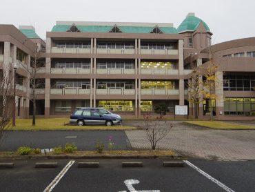 埼玉県中学校|教室・廊下・階段・外観・共用部