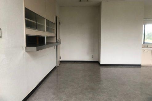 11.茂原一棟マンションスタジオ|食堂