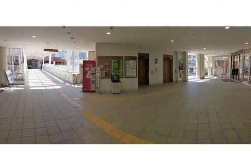 6.越谷ショッピングモール|施設内・通路
