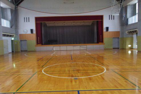 2.埼玉県中学校|体育館