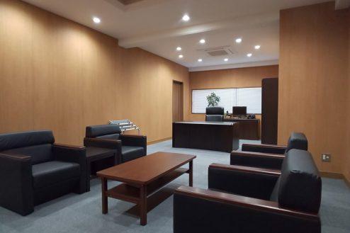 1.和光スタジオ|社長室