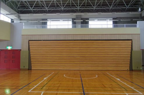 11.埼玉県中学校|体育館
