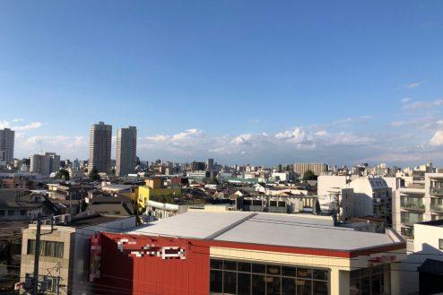 6.新宿屋上|屋上からの景色