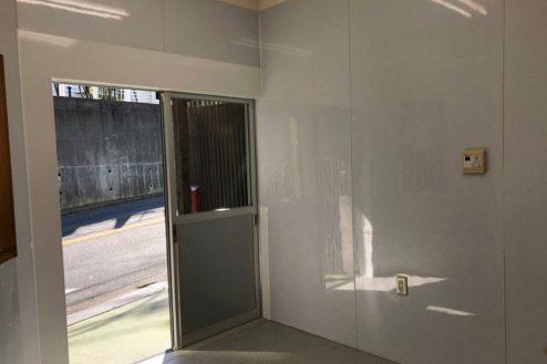 4.和光スタジオ|交番室内