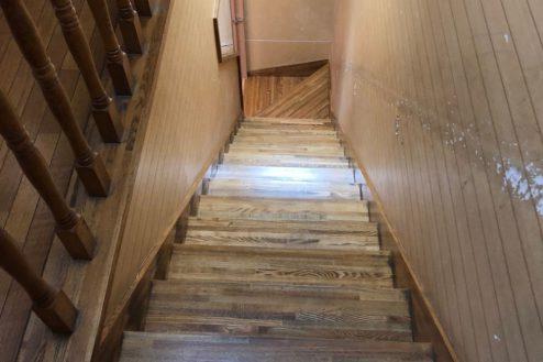 22.和光スタジオ|階段
