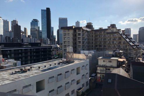 7.新宿屋上|屋上からの景色