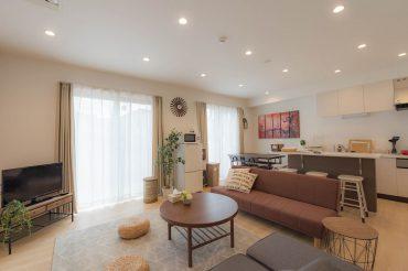 四ツ木戸建スタジオ|一軒家・リビング・家具付き・スカイツリー・ハウススタジオ|東京