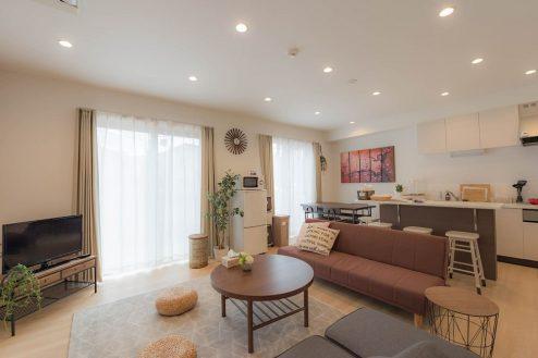 四ツ木戸建スタジオ|一軒家・リビング・家具付き・スカイツリー|東京