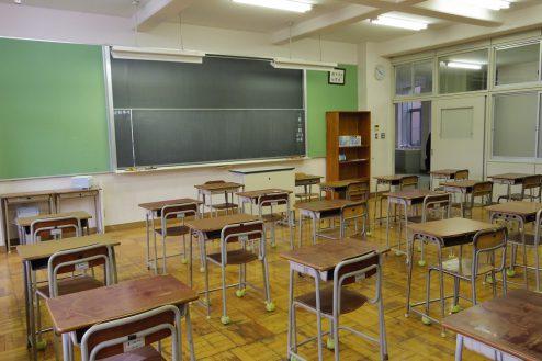 2.埼玉県中学校|教室