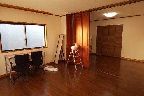 11.和光スタジオ|洋室