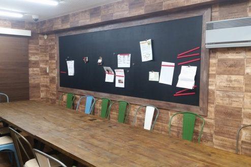2.神田オフィス|ミーティングスペース