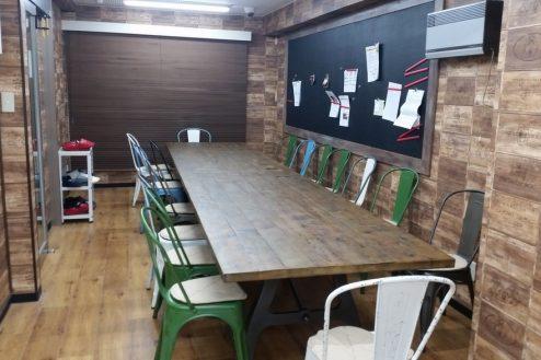 14.神田オフィス|ミーティングスペース