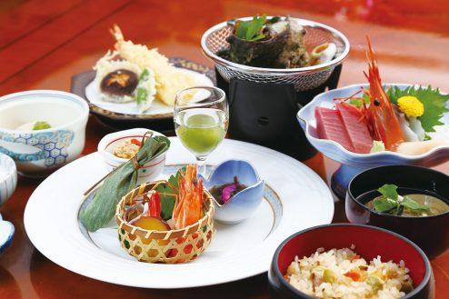 11.翠州亭|料理