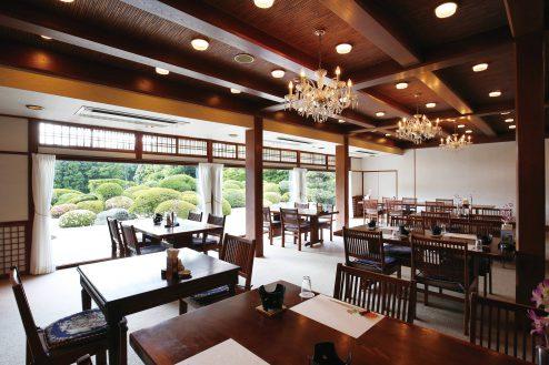 2.翠州亭|レストラン席・42名