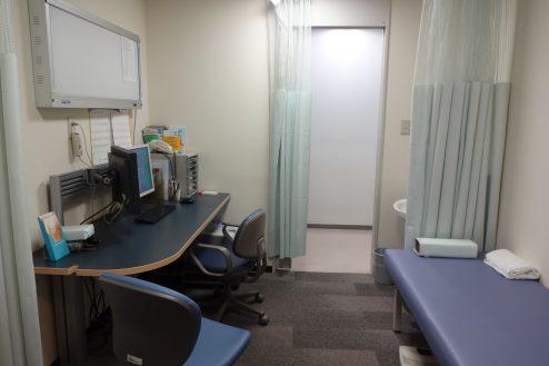 2.港区病院|診察室