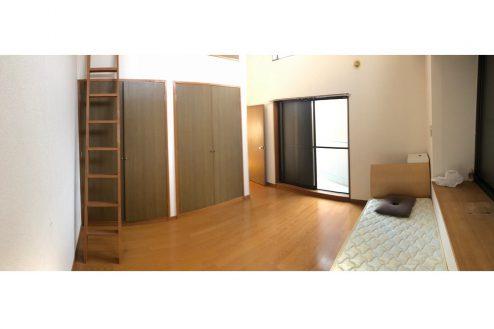 3.川崎市アパート|洋室