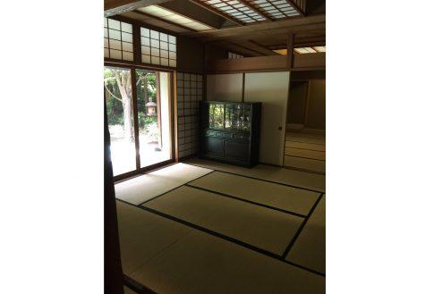 6.坂戸日本家屋|和室