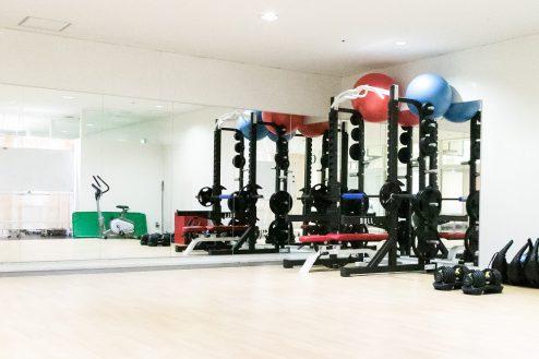2.フットサルステージ トレーニングルーム