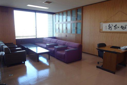 2.議場のある施設|応接室