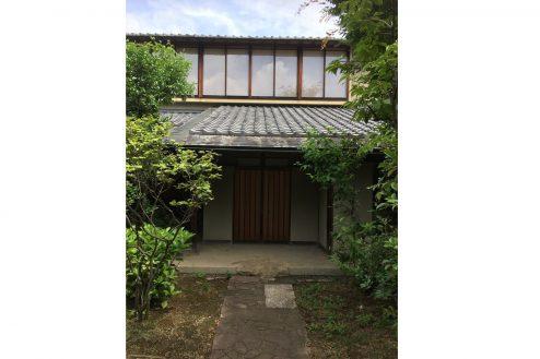 19.坂戸日本家屋|入口・玄関