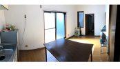 川崎市アパート|洋室・リビング・外観・1LDK・女の子・24時間