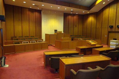 議場のある施設|役所・受付カウンター・会議室・議会・傍聴席