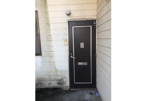 8.川崎市アパート|ドア入口