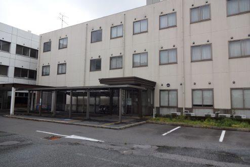 17.旧病院|外観・玄関