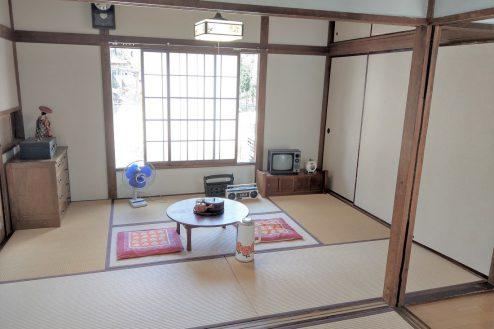 1.スタジオ和洋空間 古民家①|和室