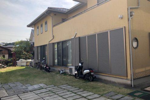 16.川崎市 日本家屋|外観・庭
