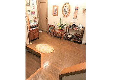 6.スタジオ和洋空間 一軒家|玄関
