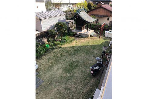 18.川崎市 日本家屋|庭