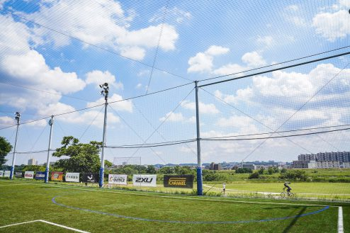 4.J-SOCIETY FOOTBALL PARK調布|コート
