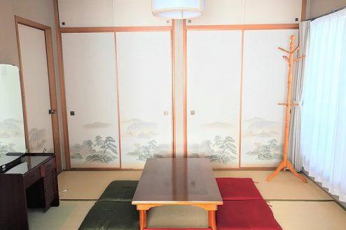 3.スタジオ和洋空間 一軒家|2階・和室