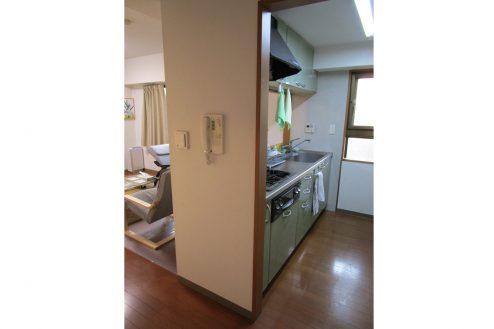9.スタジオ和洋空間 マンション|キッチン