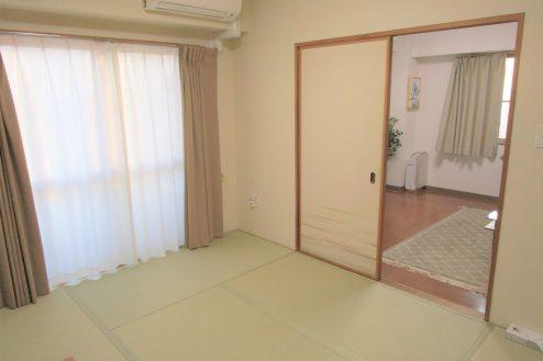 7.スタジオ和洋空間 マンション|和室