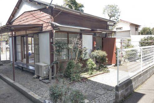 1.スタジオ和洋空間 古民家①|外観