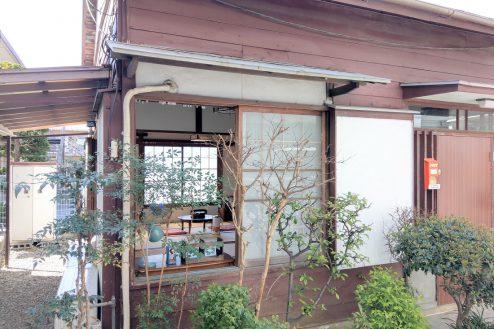 18.スタジオ和洋空間 古民家① 外観・窓