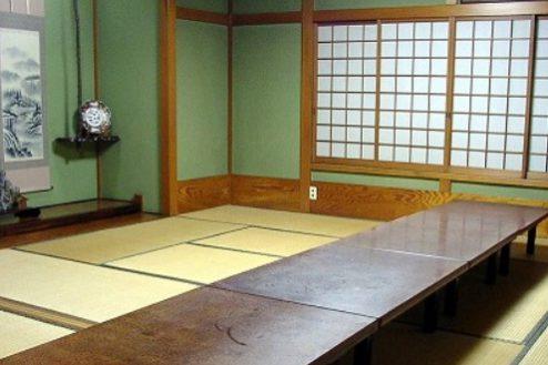 3.扇寿司|2F店内・座敷(16畳)