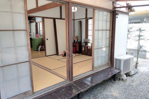 20.スタジオ和洋空間 古民家① 縁側